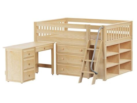 size low loft bed with desk size loft bed plans low loft bed with desk low