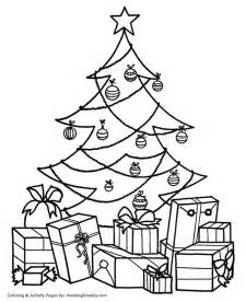 Kids christmas morning coloring page sheets are great for children to