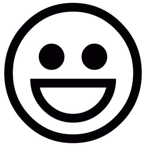 unsure smiley face black and white clipart panda free