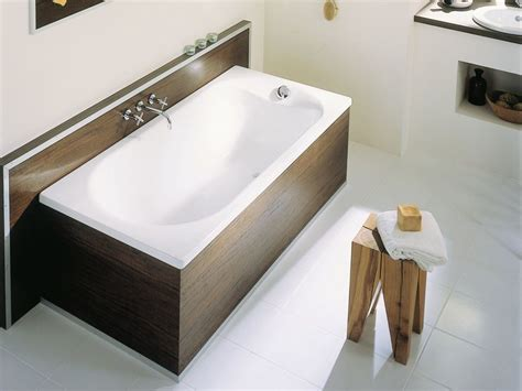 Bathtub Built In by Built In Enamelled Steel Bathtub Bettepur By Bette