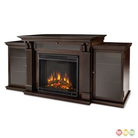 entertainment center with fireplace heater calie entertainment center electric led heater fireplace in walnut 67x31