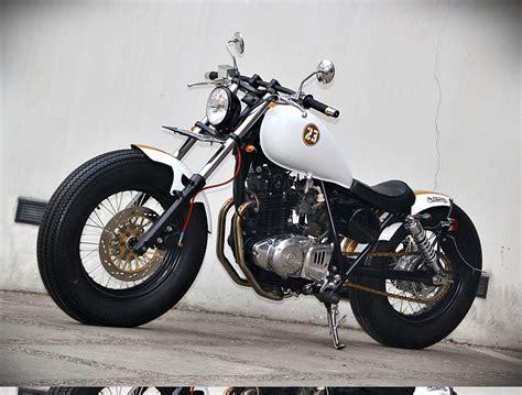 Knalpot Custom Scrambler Untuk Motor Bebek punya uang 64 juta mending membangun motor custom
