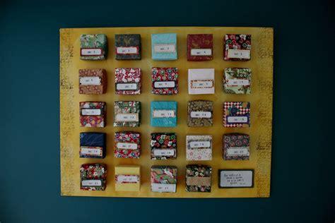 How To Make A Paper Advent Calendar - an origami advent calendar book big story