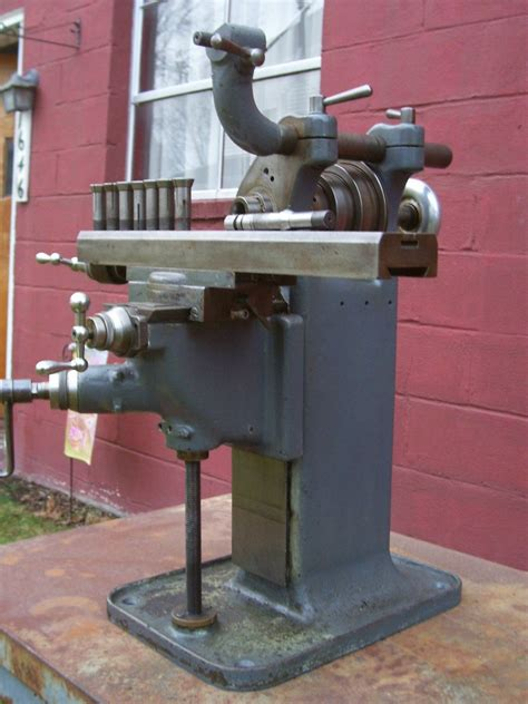 bench mill pratt whitney no 3 universal bench milling machine for sale