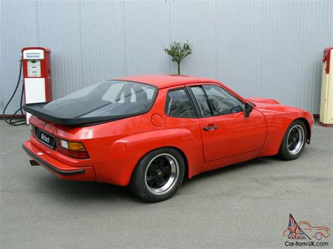 Porsche 924 Turbo by Porsche 924 Turbo Car Classics