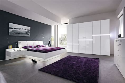 Schlafzimmer In German by Cool White Leather Headboard Decorating Ideas Images In