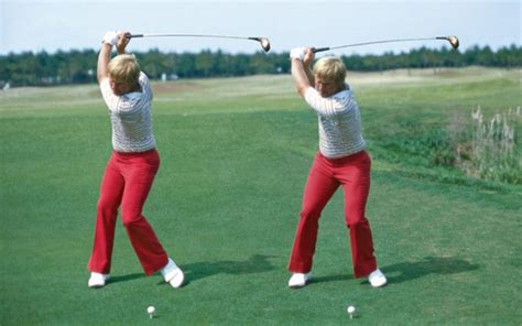 golf swing front foot jim flick and jack nicklaus how to start down golf digest