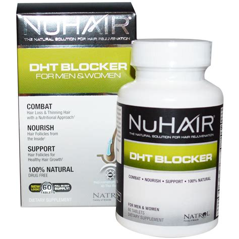 natural vitamins to fight 5ar herbal tea for blocking 5ar and dht natrol nuhair dht