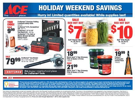 ace hardware zimmerman labor day sale silver spring laurel md zimmerman s