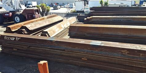 used steel sheet pile hoping to get hammered alliance steel trading