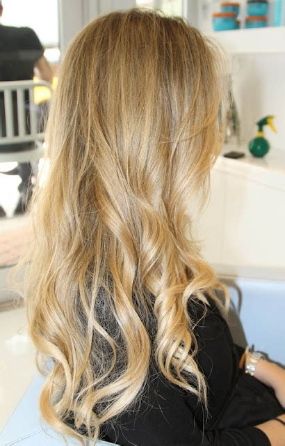 grown out blonde hairstyle blond ombre lauren davison fletcher please grow out your