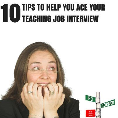 10 Tips To Ace That by 1000 Ideas About Teaching Resume On