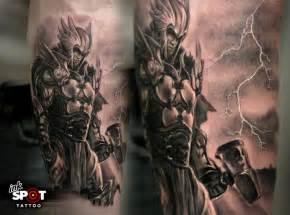 God of thunder tattoo ideas pinterest greek god tattoo god