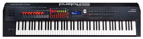 Keyboard Roland Stage Roland Announces Rd 2000 Stage Piano At Namm 2017