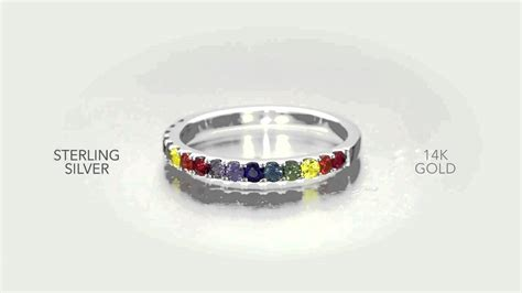 Wedding Rings Atlanta by The Atlanta Ring Lgbt Wedding Rings By Equalli