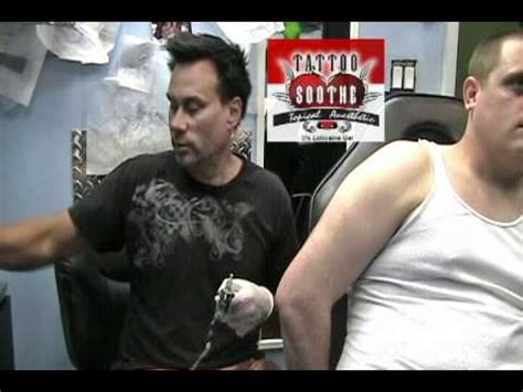 tattoo numbing cream youtube 2 tattoo soothe topical anesthetic gel cream youtube
