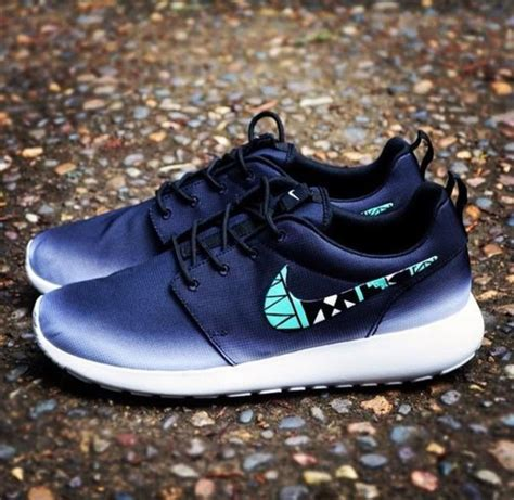 tribal pattern roshe runs shoes nike roshe run tribal pattern aztec nike roshe
