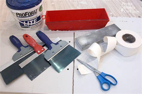 How To Finish Drywall How To Finish Drywall Spackling Or Mudding Sheetrock