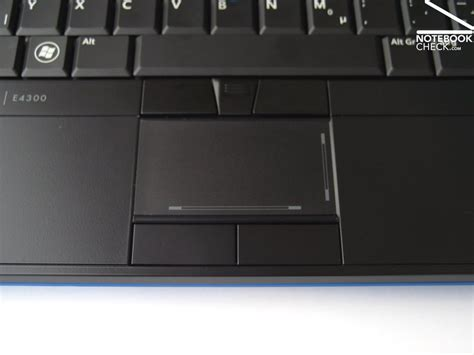Touchpad Dell review dell latitude e4300 laptop notebookcheck net reviews