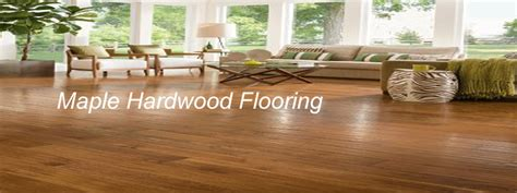 Which Is Better Fpor Hardwood Flooring Maple Or Oak - maple hardwood flooring a solid flooring choice