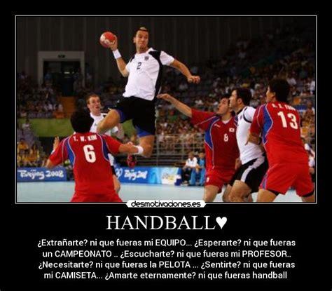 imagenes motivadoras de handball handball frases imagui