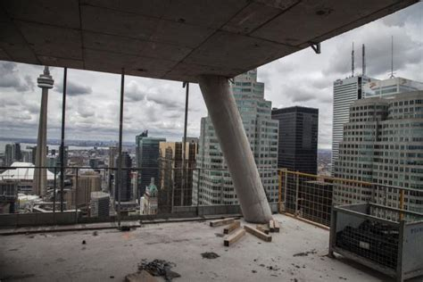 Views Framed by Libeskind: Touring the L Tower, Part 2