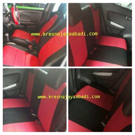 Sarung Jok Mobil Honda Mobilio 5 jual sarung jok khusus honda mobilio kresna car