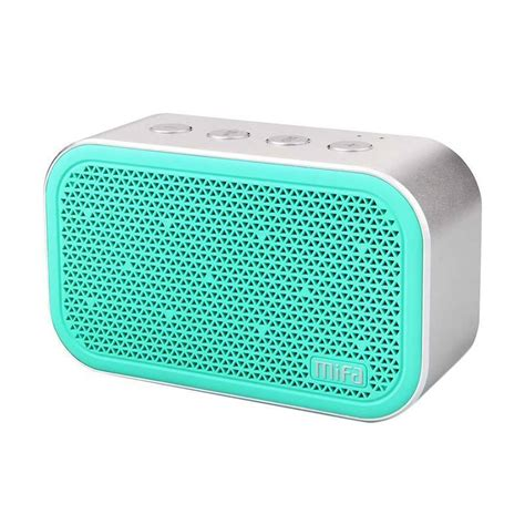 Speaker Xiaomi Mifa H1 Portable Audio Stereo And Play Original jual xiaomi mifa m1 speaker bluetooth portable cube with micro sd biru harga