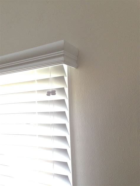 Faux Wood Cornice Valance 1000 ideas about faux wood blinds on wood blinds cellular shades and white wood blinds