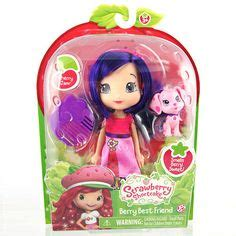 strawberry shortcake 6 fashion doll with pet strawberry shortcake 6 inch fashion doll with pet