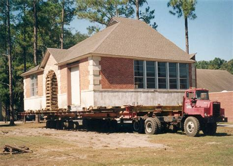 house movers sc house movers in sc house building movers portfolio