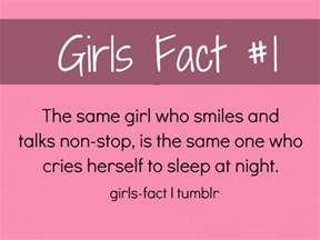 i facts secret diaries girls fact 1