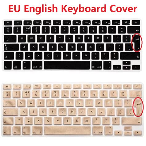 us keyboard layout euro sign euro eu english computer keyboard cover for imac silicone