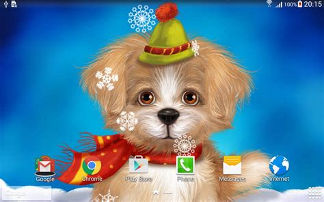 cute puppy android wallpapers for free cute puppy live wallpaper android apps on google play