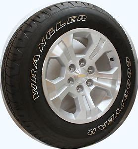 Best Tires For 18 Inch Rims Free Shipping 2014 Chevy Z71 Silverado Suburban 18 Inch