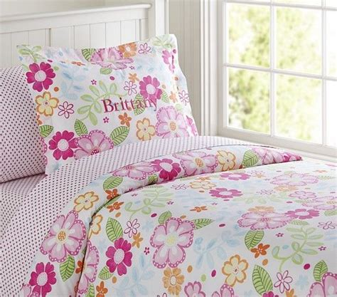 Hibiscus Crib Bedding Hibiscus Duvet Cover Pottery Barn S Room Redo Pinterest Pottery Barn