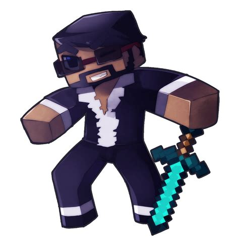 captainsparklez minecraft captainsparklez by qunariz on deviantart