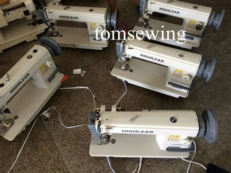 heavy duty sewing machine for sale highlead 0318 walking