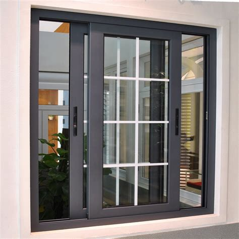 Easy Slide Windows Designs New Design Aluminum Sliding Window With Sub Frame Buy Aluminum Window Channel Casement