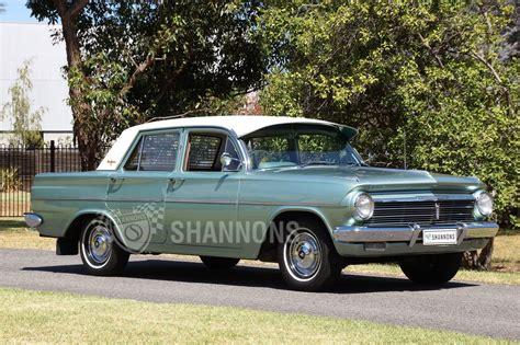 Clasic 05 D Green 10 5 sold holden eh premier sedan auctions lot 28 shannons