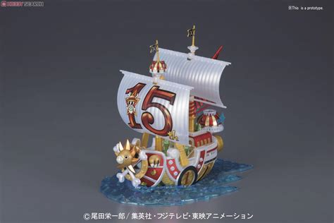 Figure Set Thousand 15th One Anniversary Ship thousand tv animation 15th anniversary ver plastic model images list