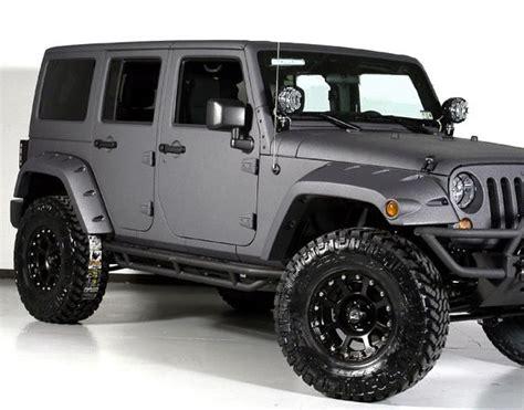 jeep rubicon matte black 17 of 2017 s best black jeep ideas on pinterest black