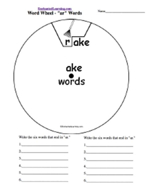 words ending with pug word families enchantedlearning