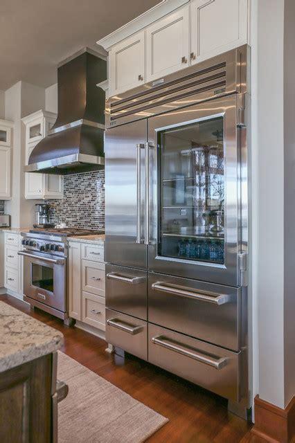 sub zero pro 48 sub zero pro 48 refrigerator transitional kitchen