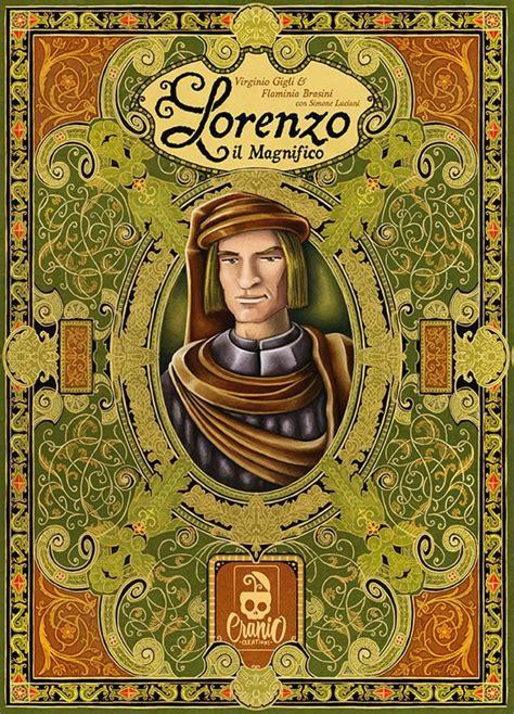 Recensione Lorenzo Il Magnifico Un Gioco Magnifico Di