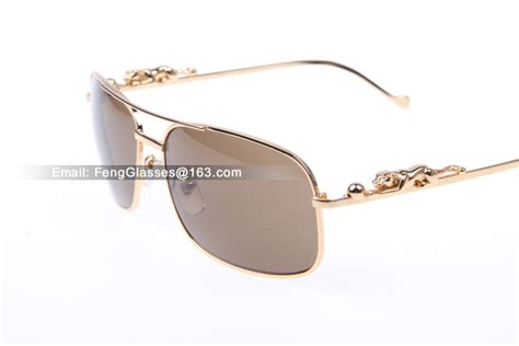 replica sunglasses cartier panthere 2012 series limited