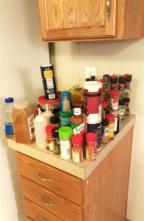 Make A Diy Spice Rack With Dollar General 187 Dollar Store Diy Spice Rack 1 Made With Supplies From Dollar Tree