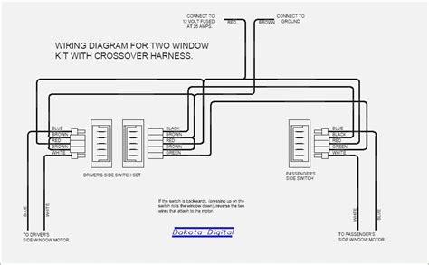 spal power window wiring kit wiring diagram