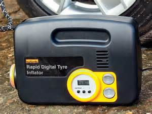 Halfords Electric Car Accessories Halfords Rapid Digital Tyre Inflator Air Compressors