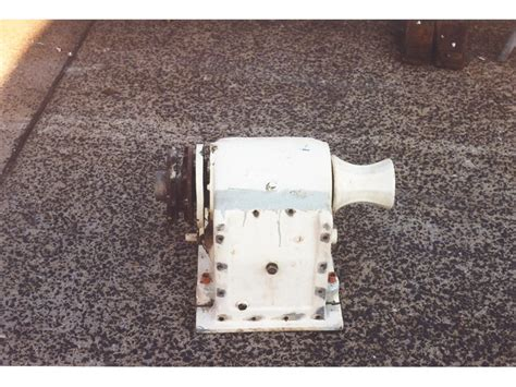 boat winch test large boat winch for sale trade boats australia